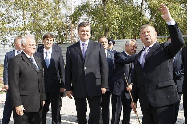 Віктор Янукович у Донецьку_10