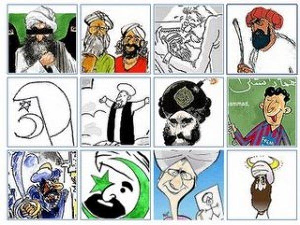 Карикатури на пророка Мухаммеда з Jyllands-Posten_9