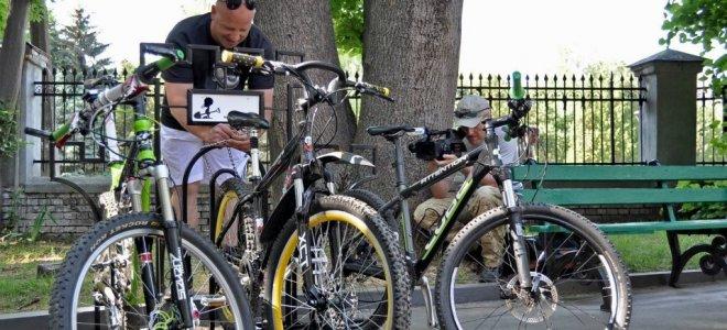 Гурт OT VINTA підтримує велорух