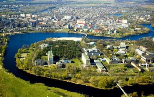 Мой родной город-Миргород