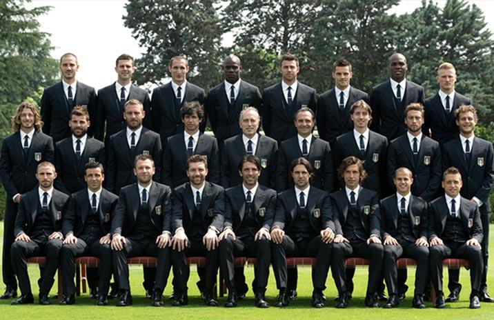 Итальянцы футболисты сборной италии