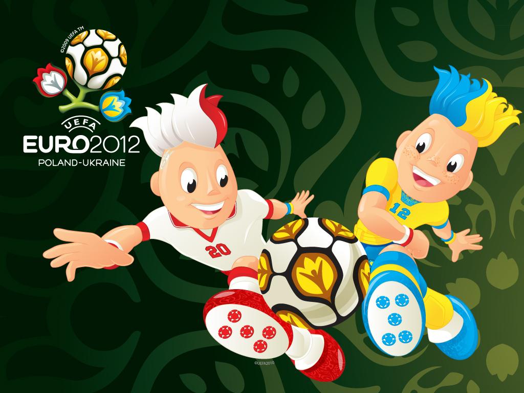 euro 2012 mascot launch