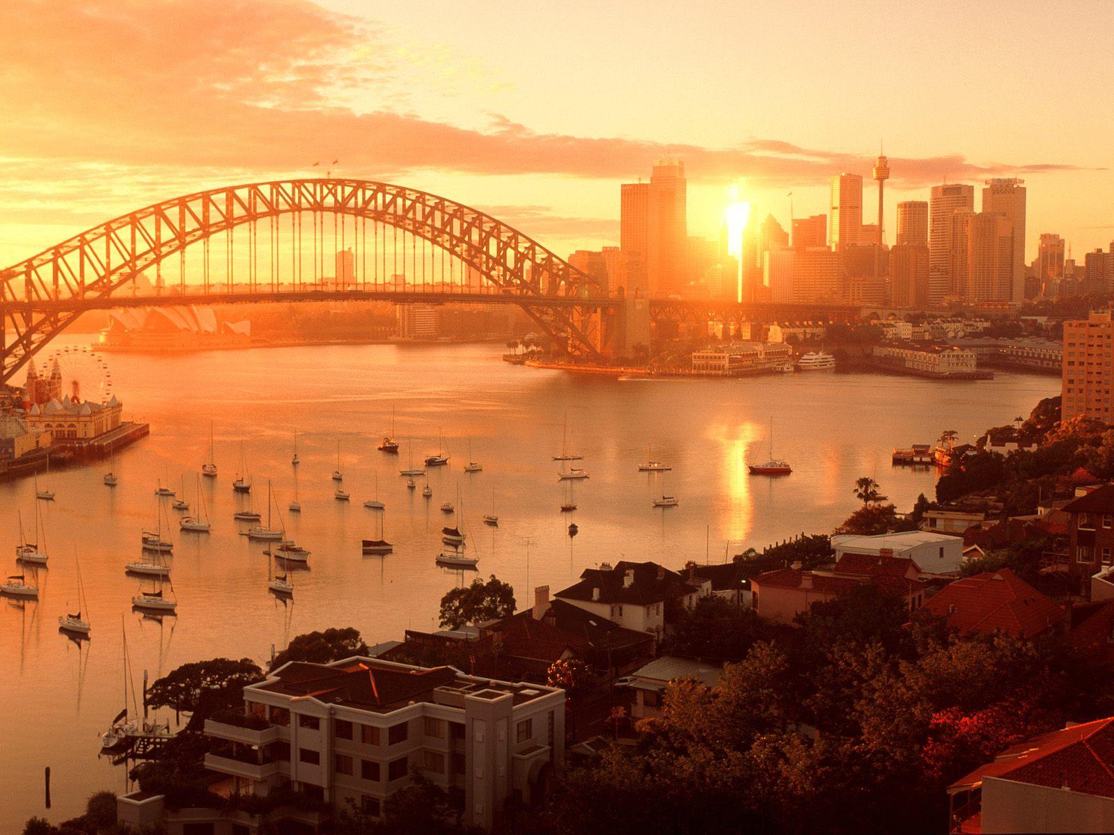 Австралию признали лучшей для жизни