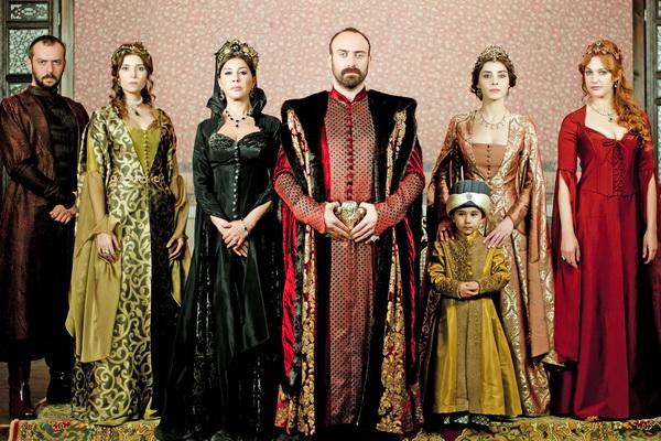 Турецька версія роксолани стартує на 1