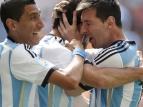 Аргентина вышла в полуфинал чемпионата мира впервые за 24 года