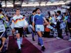 Финал Германия - Аргентина в 1990