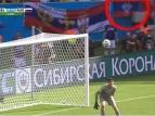 Бельгія - Росія. Прапор ДНР