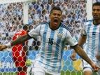 Маркус Рохо забиває - Аргентина