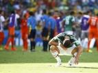 """Нидерланды - Мексика - 2:1. """"Оранжевое"""" везение"""