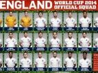 Збірна Англії на ЧС-2014