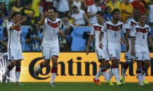 Германия победила Францию в битве за полуфинал чемпионата мира