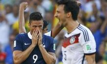 Франция - Германия - 0:1. Видеообзор матча