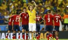 """Бразилия - Колумбия - 2:1. Защитники тащат """"Селесао"""" за Кубком мира"""