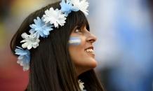 Девушки чемпионата мира-2014: день двадцать первый