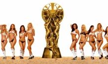 Эротический футбол: немецкий Playboy раздел 11 красоток для чемпионата мира