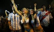 Девушки чемпионата мира-2014: день двадцать третий