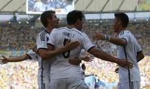Где смотреть матч Германия - Аргентина