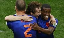 Бразилия - Нидерланды - 0:3. Видеообзор матча