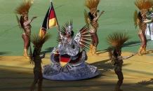 В Бразилии состоялась церемония закрытия чемпионата мира-2014