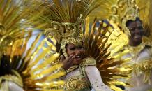 Яркие кадры закрытия чемпионата мира 2014 года