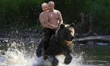 Путин и Блаттер стали предметом насмешек болельщиков в финале ЧМ-2014