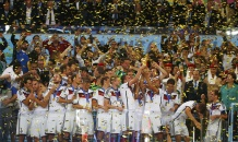 Германия сняла американское проклятие на чемпионатах мира