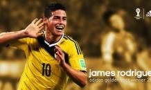 Золотая шестерка: как Хамес Родригес стал лучшим бомбардиром ЧМ-2014