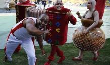 Церемония открытия чемпионата мира-2014