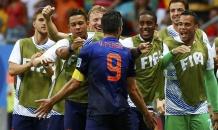 Испания - Нидерланды - 1:5. Фоторепортаж