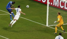 Англия - Италия - 1:2. Видеообзор матча
