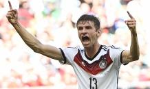 Мюллер забил первый хет-трик чемпионата мира-2014