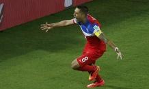 Американец забил самый быстрый гол чемпионата мира-2014 (видео)