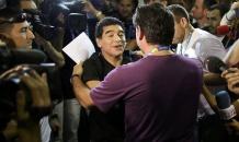 "Марадона из-за Суареса назвал Пеле  и Беккенбауэра ""идиотами из музеев"""