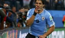 """Фантастический Суарес принес Уругваю победу в """"битве за жизнь"""" с Англией"""