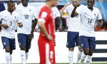 Швейцария - Франция - 2:5. Видеообзор матча