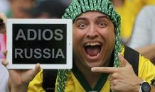 Бельгия - Россия - 1:0. Фоторепортаж