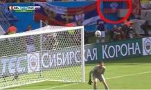 Российские болельщики вывесили на матче ЧМ-2014 флаг донецких террористов (фото)