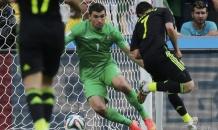 Форвард сборной Испании забил великолепный гол пяткой на чемпионате мира (видео)