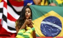 Красотки чемпионата мира-2014: день двенадцатый