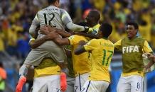 Бразилия - Чили - 4:3. Видеообзор матча