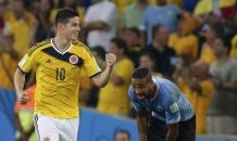 Колумбийский футболист забил гол-шедевр в 1/8 финала чемпионата мира