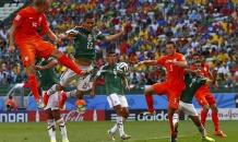 Нидерланды - Мексика - 2:1. Видеообзор матча