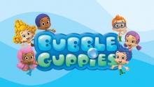 Гуппі та бульбашки