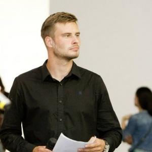 Єгор Гордєєв поділився враженнями від арт-проекту