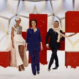 Канал 1+1 представив новорічне оформлення