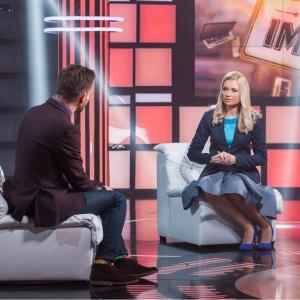 Лідія Таран отримала від Андрія Алферова