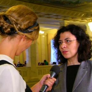 Катя Осадча допитає жінок-депутаток про особисте життя