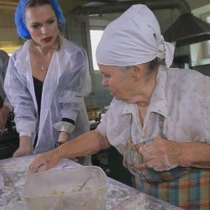 Ольга Фреймут розплакалася під час інспекції у Харкові