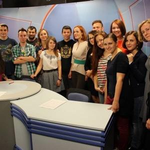 Юлія Бориско розповіла студентам про журналістику патріотів