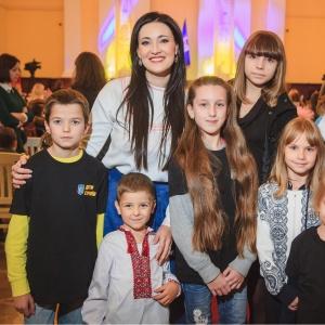 Соломія Вітвіцька провела концерт